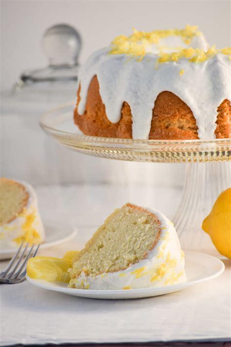 Lemon Pound Cake  My Homemade Heaven