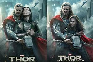Chinese theater takes Thor/Loki fanart as legitimate ...