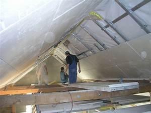 Stuck Anbringen Kosten : dampfsperre oder dampfbremse beim dachausbau dampfsperre ~ Lizthompson.info Haus und Dekorationen