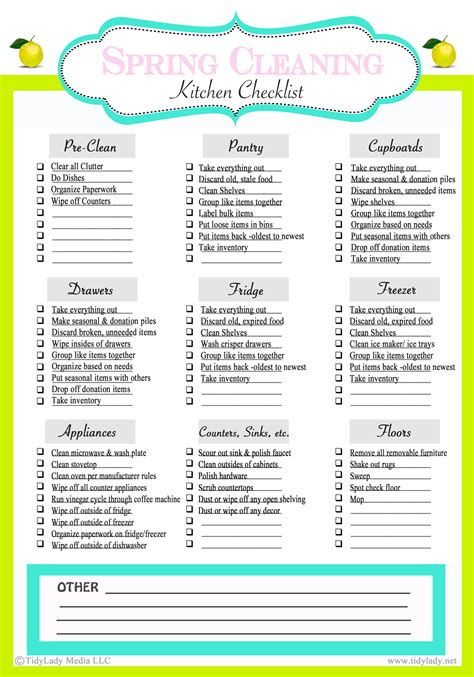 cleaning list weekly meal plan plus pantry clean out tips