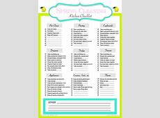 Weekly Meal Plan plus Pantry Clean Out Tips