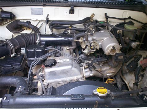toyota rz engine