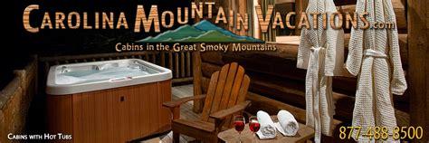 carolina cabins with tubs tubs at nc mountain rental cabins managed by carolina