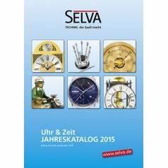 Selva Möbel Katalog : selva technik uhr zeit jahreskatalog katalog ~ Orissabook.com Haus und Dekorationen