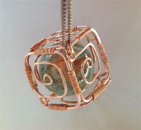 wire wrapping guide patterns