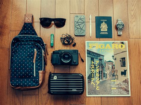10 travel essentials 10 to survive your vacation