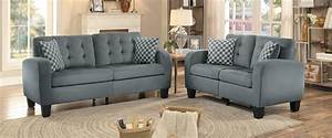 sinclair sofa set gray fabric furniture mattress With furniture mattress outlet of sanford