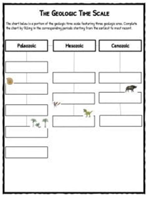 Fossil Facts & Worksheets For Kids  History And Famous Sites