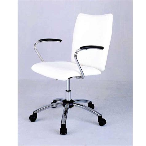 Office Chairs For Cheap White Rolling Desk Chair White