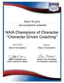 brant wojack coaching certifications brant wojack
