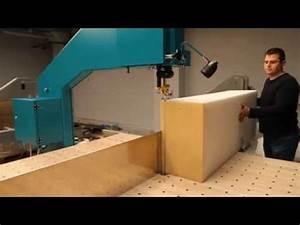 Scie à Ruban : scie a ruban pour textile mousse rexel r1150 youtube ~ Edinachiropracticcenter.com Idées de Décoration