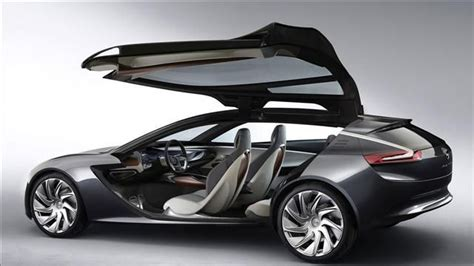 Cars With Scissor Doors : Scissors Doors & Rear View Of The R8 Fitted With Lambo Doors
