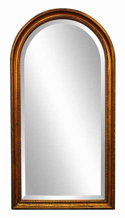 Arched Mirror Framed Mirrors Chairish