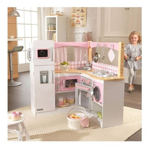 cocina infantil kidkraft gourmet cocinas de juguete