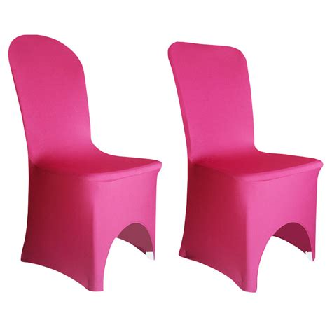 pink slipcover chair pink chair covers spandex event essentials