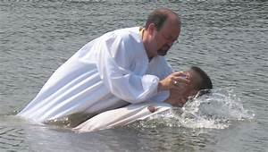 Types Of Baptism