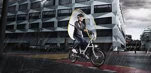 A Sleek Umbrella for Bicycles  EcoBuilding Pulse Magazine ...