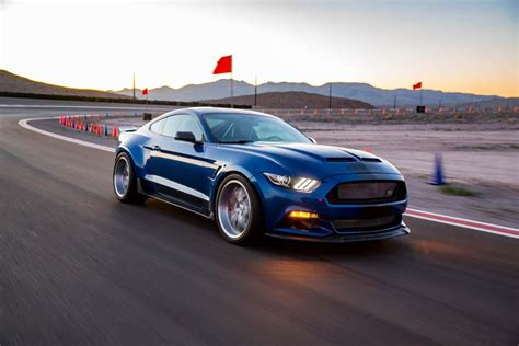 Shelbys 2017 Super Snake Concept Is Out On The Prowl