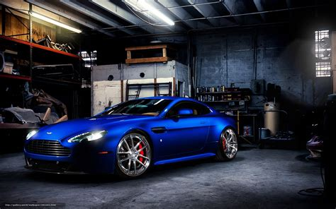 wallpaper car blue garage cars  desktop