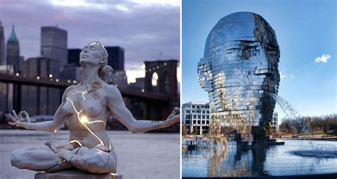 25 Amazing Sculptures That Will Make You Go Wow