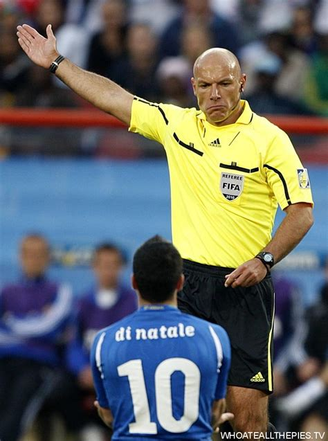 Howard Webb Selected To Referee 2010 World Cup Final | Who ...