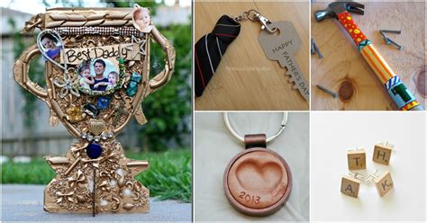 adorably easy diy fathers day gifts