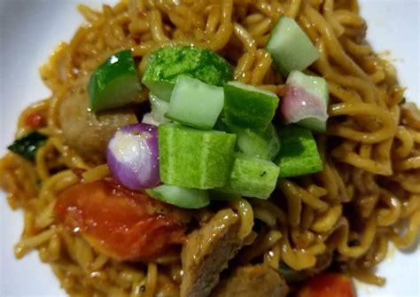 200 gram daging kambing (bisa di ganti dengan daging sapi). Resep Mie Aceh Bakso Goreng ala #dapurmiaow oleh Andri ...