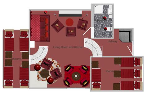 Did Room by Gryffindor Common Room Graphic Hogwarts