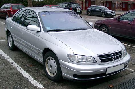 Opel Omega Wikipedia