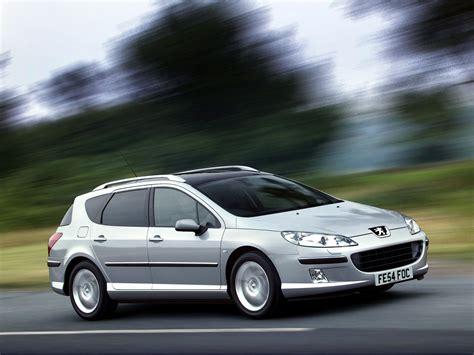 Peugeot 407 Sw 2004 Peugeot 407 Sw 2004 Photo 04 Car In