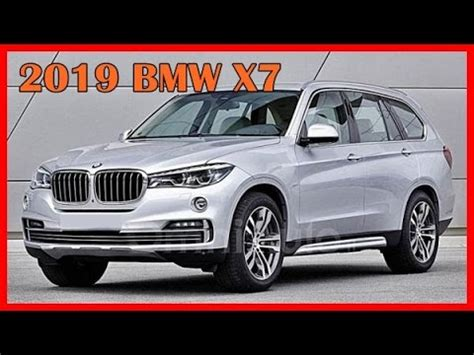2019 Bmw X7 Picture Gallery Youtube