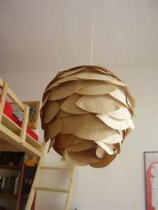 Hängelampe Selber Machen : papierlampen verleihen dem ambiente einen sommerlichen beigeschmack ~ Frokenaadalensverden.com Haus und Dekorationen