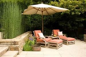 utiliser le bambou dans la decoration exterieure With decoration terrasse avec bambou