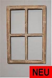 Bilderrahmen 98x37 5 : deko fenster holz fensterrahmen holzfenster shabby ~ A.2002-acura-tl-radio.info Haus und Dekorationen