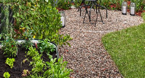 better homes and gardens paving paving alternative how to make a gravel path better homes and gardens