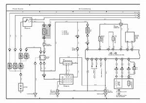 2005 Toyota Tundra Electrical Diagram