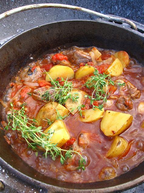 recipe chef master traditional south recipe potjiekos