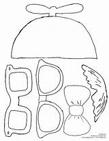 Props Coloring Booth Diy Nerd Photobooth Fun Doodles Minnie Cumpleanos Projects Parents Craft Doodle Classroom Para sketch template