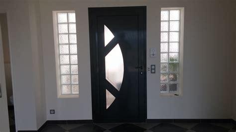 mise en place d une porte d entr 233 e aluminium contemporaine 224 la seyne sur mer portes usimix