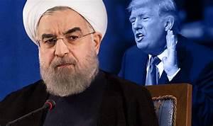 Iran leader Hassan Rouhani condemns Donald Trump's United ...