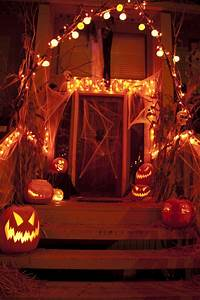 Halloween, Porch, Lights, And, Decorations, Pictures, Photos, And, Images, For, Facebook, Tumblr