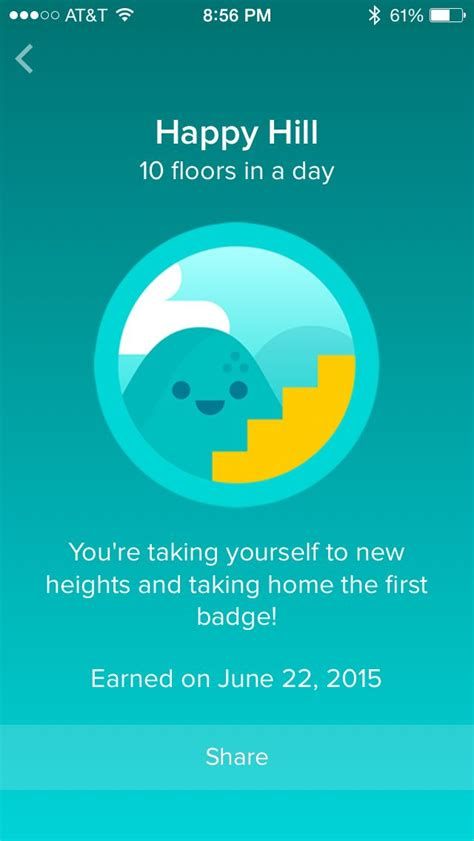 fitbit floors climbed not working i am 10 days into using my fitbit and received the happy