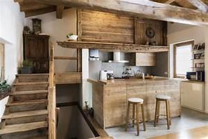 Arredamento d'interni per la casa di montagna DonnaD