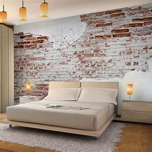 Steinwand Tapete 3d : 10 besten tapeten bilder auf pinterest einrichtung lofts und betonwand ~ Eleganceandgraceweddings.com Haus und Dekorationen