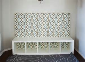 Table Banquette Ikea by Diy Banquette Seat Expedit Kallax Ikea Hack Melodrama