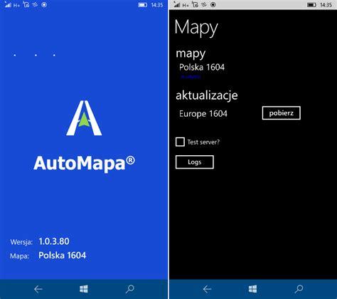 automapa otrzymała aż 5 aktualizacji w ciągu trzech dni msmobile pl