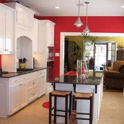 red kitchen theme actual home actual home