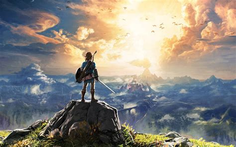 1680x1050 The Legend Of Zelda Breath Of The Wild 4k