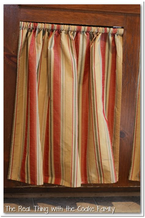 Fabric Curtains For Cabinets by Easy Breezy New Cabinet Curtains Kitchen Cabinet Ideas