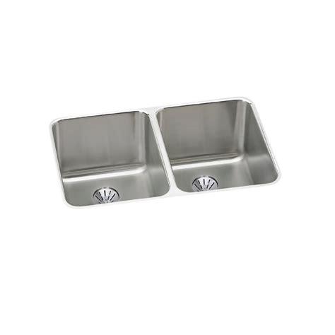 undermount kitchen sink elkay lustertone drain undermount stainless steel 4906